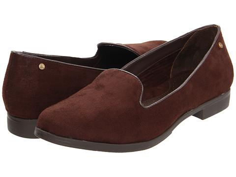 Pantofi Bass - Leslie - Cocoa