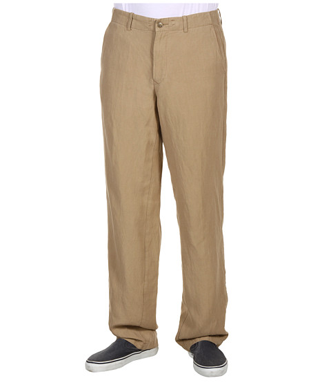 Pantaloni Tommy Bahama - Linen For Today Pant - Natural Khaki