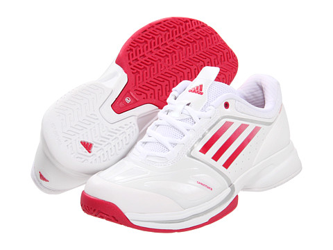 Adidasi adidas - adizeroâ⢠Tempaia 2.0 - Running White/Bright Pink/Metallic Silver