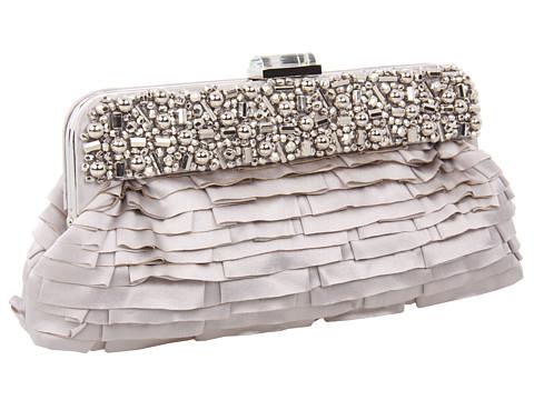 Posete Franchi Handbags - Elizabeth - Silver