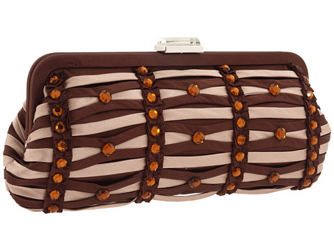 Posete Franchi Handbags - Madalina - Brown/Toffee