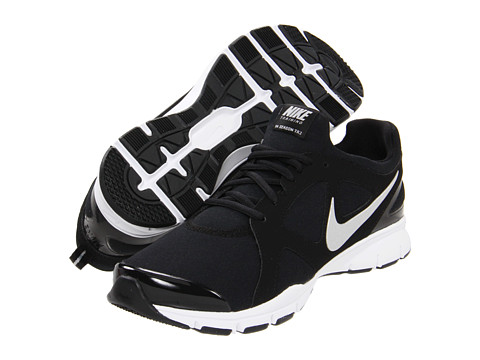 Adidasi Nike - In-Season TR II - Black/White/Metallic Silver