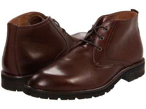 Ghete Florsheim - Gaffney Chukka - Brown Smooth Leather