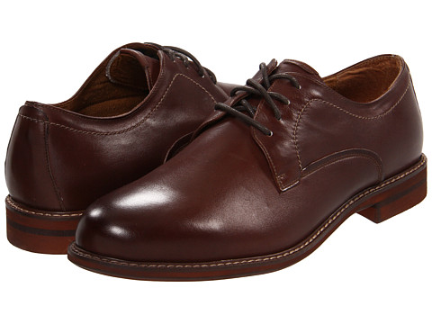 Pantofi Florsheim - Doon Ox - Brown Smooth Leather