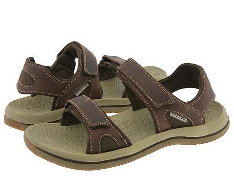 Pantofi Sperry Top-Sider - Santa Cruz 2 Strap - Chocolate