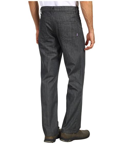 """Pantaloni Patagonia - Men\s Regular Fit Jeans - 32"""" Inseam - Grey Denim"""