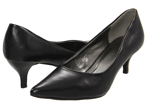 Pantofi Gabriella Rocha - Vina - Black Smooth PU