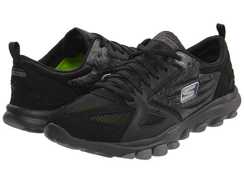 Adidasi SKECHERS - GOTrain - Black