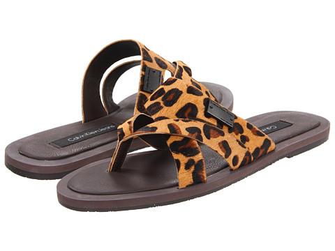 Sandale Calvin Klein - Sasha - Leopard