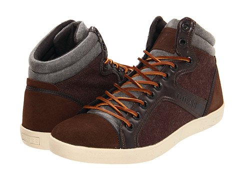 Adidasi GUESS - Justen - Brown
