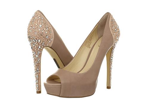 Pantofi Boutique 9 - Cary - Blush/Blush Leather
