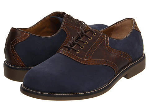 Pantofi Bass - Buchanon - Navy/Earth