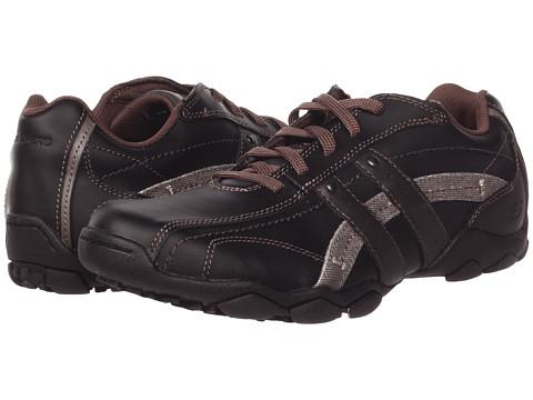 Adidasi SKECHERS - Diameter - Black