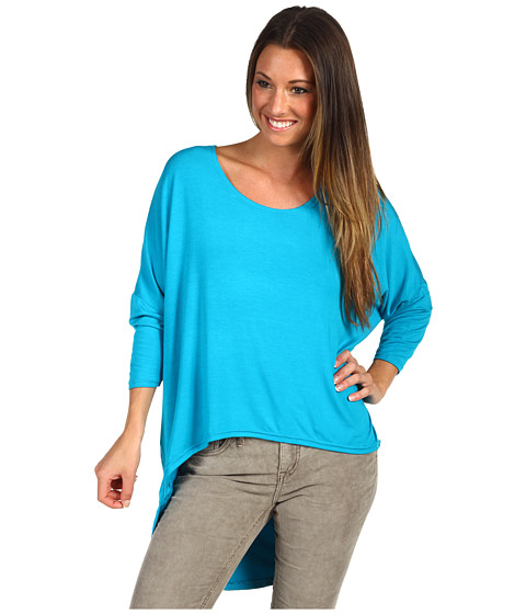 Bluze Christin Michaels - Nadia Top - Turquoise
