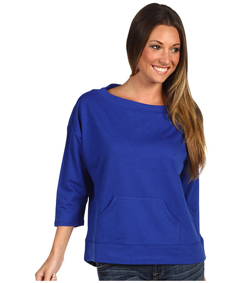 Bluze Gabriella Rocha - Peonie Top - Royal Sapphire