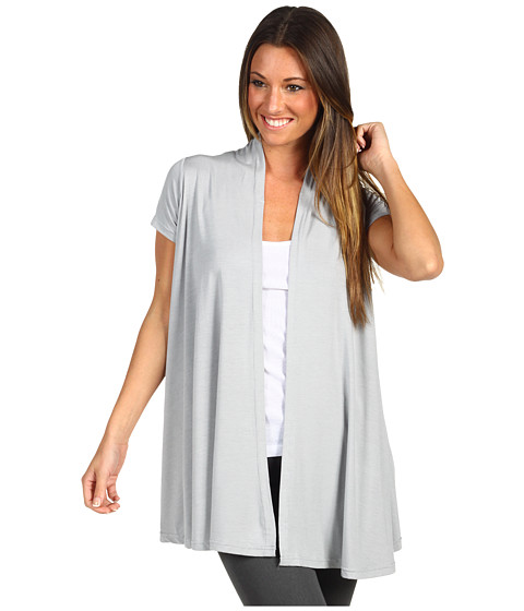 Tricouri Gabriella Rocha - Zahina Cardigan - Heather Grey