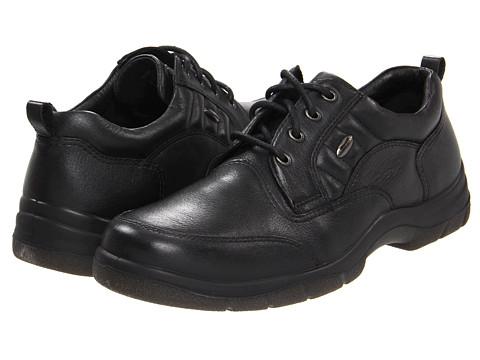 Pantofi Hush Puppies - Stamina - Black Leather