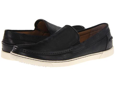Pantofi Hush Puppies - Winns - Black Leather