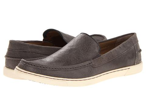 Pantofi Hush Puppies - Winns - Grey Leather