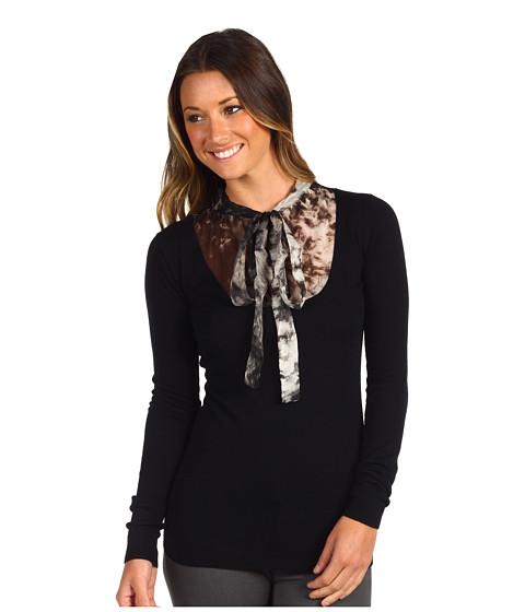 Bluze Just Cavalli - Knitwear Sloop Top - Black