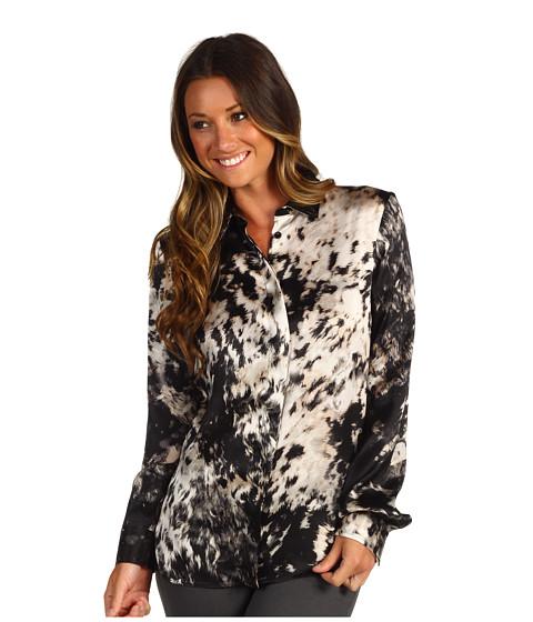 Bluze Just Cavalli - Appaloosa Print Blouse - Black