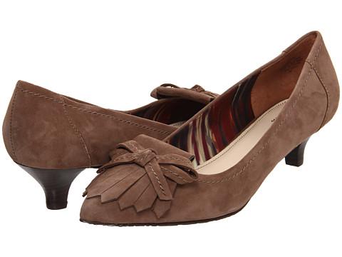 Pantofi Anne Klein - Mann - Taupe Suede