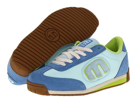 Adidasi etnies - Lo-Cut II W - Light Blue