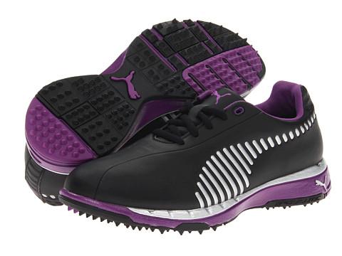 Adidasi PUMA - Faas Grip - Black/Puma Silver/Bright Violet