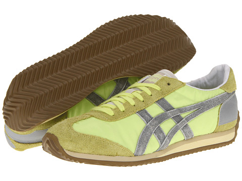 Adidasi ASICS - California 78î OG VIN - Lime Yellow/Silver