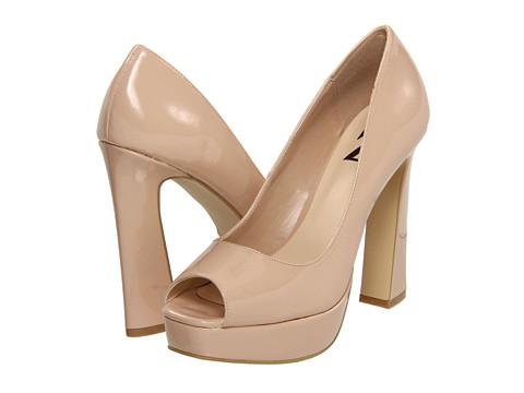 Pantofi Type Z - Sparty - Nude Patent