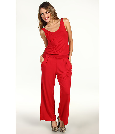 Pantaloni Type Z - Laila Tank Jumper - Red