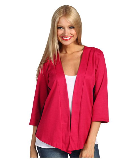 Sacouri Christin Michaels - Ericka Jacket - Fuchsia/Black