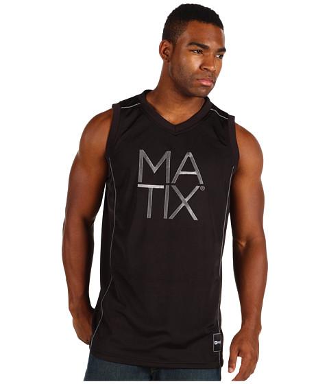 Tricouri Matix Clothing Company - Monostack Athletic Tank Top - Black