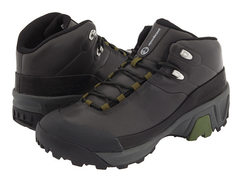 Ghete Patagonia - P26 Mid - Rockwell/Peat Moss