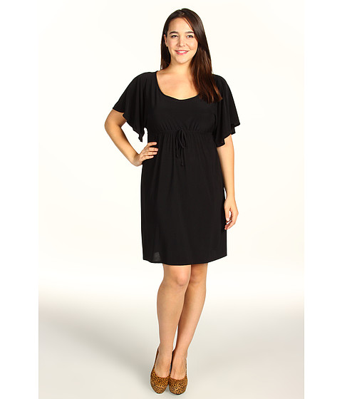 Rochii elegante: Rochie Christin Michaels - Plus Size Kaley Dress - Black