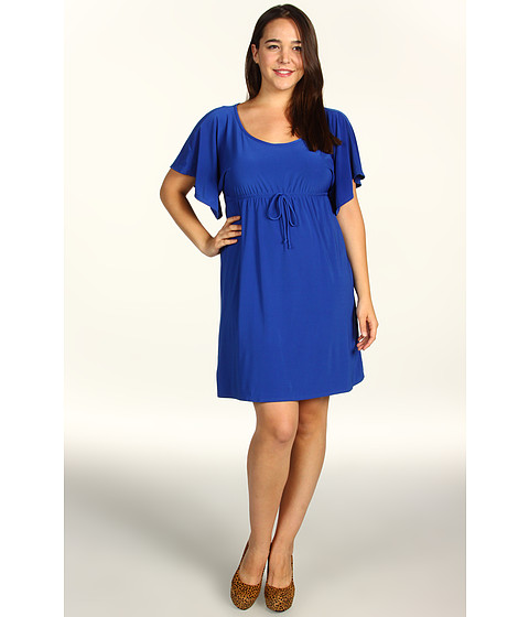Rochii elegante: Rochie Christin Michaels - Plus Size Kaley Dress - Royal