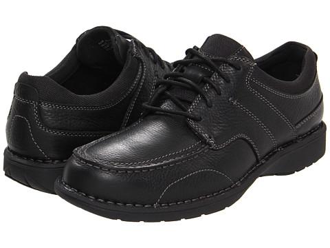 Pantofi Clarks - Sektor 45 Lace - Black Oily