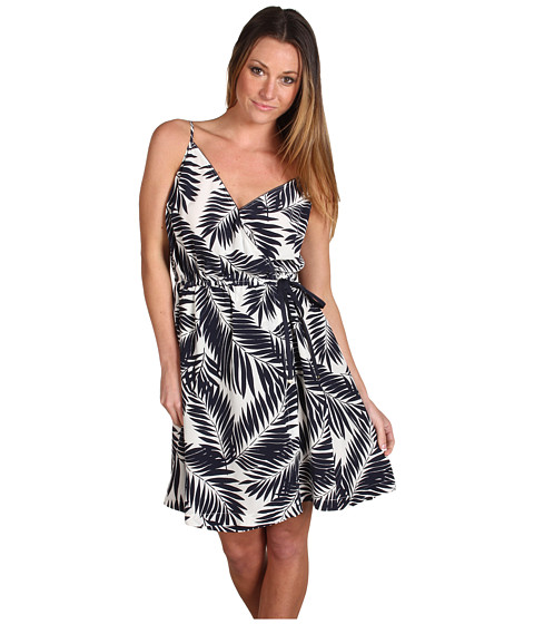 Rochii Juicy Couture - Easy Summer Palm Leaves Dress - Regal Combo
