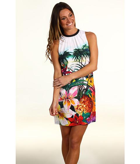 Rochii Juicy Couture - Tropical Print Dress - Tropical Print