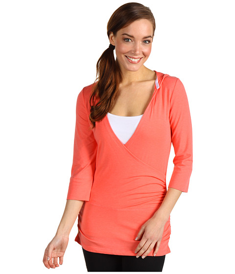 Bluze Lole - Meditation 2 3/4 Sleeve Tunic - Melon