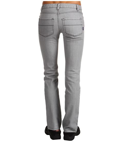 Pantaloni Patagonia - Low Rise Straight Jeans - Light Grey Wash