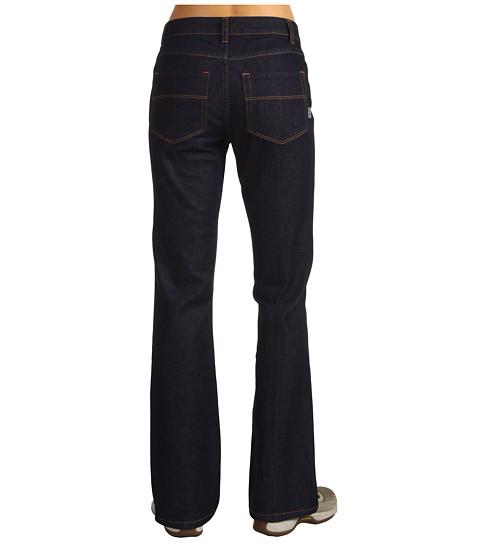 Pantaloni Patagonia - Regular Rise Bootcut Jeans - Dark Wash