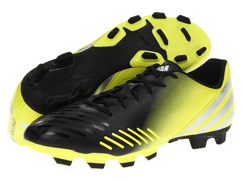 Adidasi adidas - Predito LZ TRX FG - Black/Lab Lime/Metallic Silver