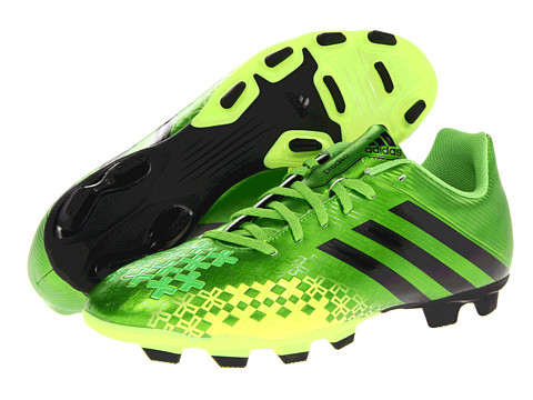 Adidasi adidas - Predito LZ TRX FG - Ray Green/Black/Electricity