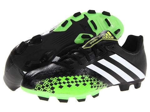 Adidasi adidas - Predito LZ TRX FG - Black/Running White/Ray Green