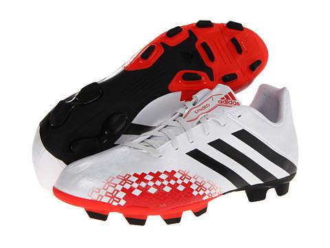 Adidasi adidas - Predito LZ TRX FG - Running White/Black/Hi-Res Red