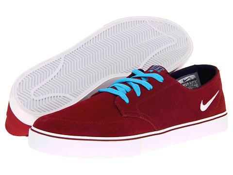 Adidasi Nike - Braata LR - Team Red/Light Current Blue/White