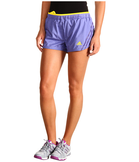 Pantaloni adidas - supernovaâ⢠Glide Short - Joy Purple/Vivid Yellow
