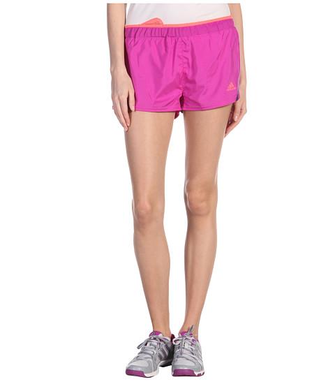 Pantaloni adidas - supernovaâ⢠Glide Short - Vivid Pink/Red Zest