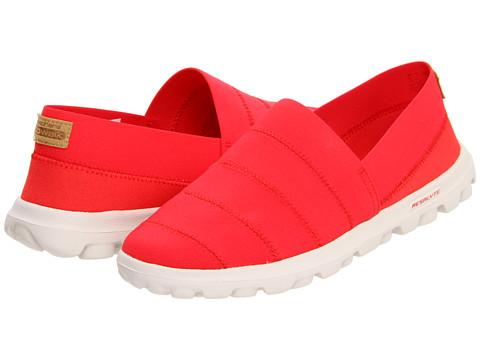 Balerini SKECHERS - GOwalk - Oasis - Red